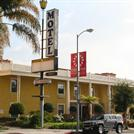 Coral Sands Motel Hollywood Los Angeles
